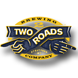 Image result for two roads brewing logo